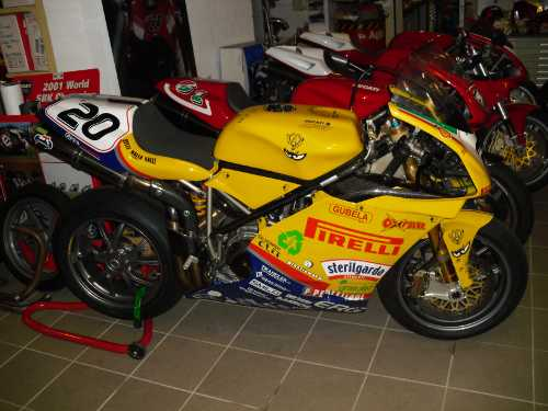 Ducati  F